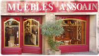 Muebles Ansoain en Calle Olite de Pamplona